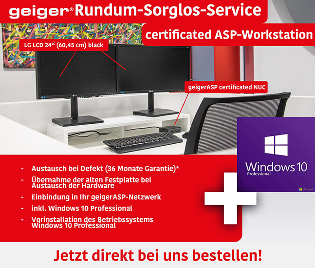 Angebot Rundum-Sorglos-Service