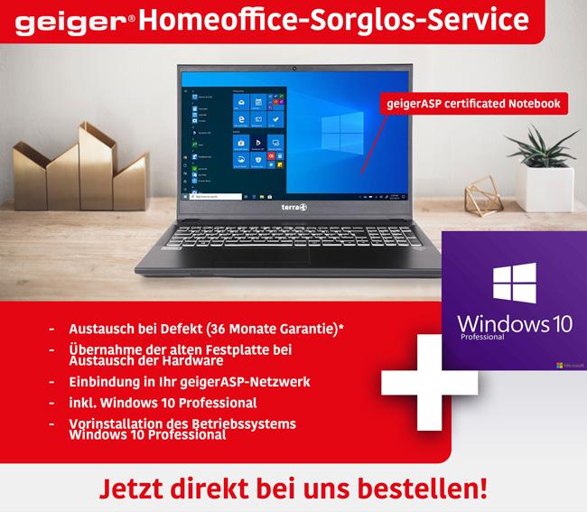 Angebot Homeoffice-Sorglos-Service